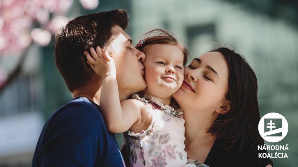 Mladé rodiny